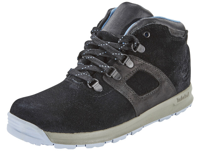Timberland GT Scramble Shoes Juniors WP Leather black